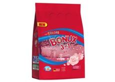 Bonux Color Radiant Rose 3v1 prací prášek na barevné prádlo 20 dávek 1,5 kg