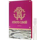 Roberto Cavalli Exotica toaletní voda pro ženy 1,2 ml s rozprašovačem, vialka
