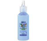 Amos Barvy na sklo 9. Tmavě modrá 22 ml