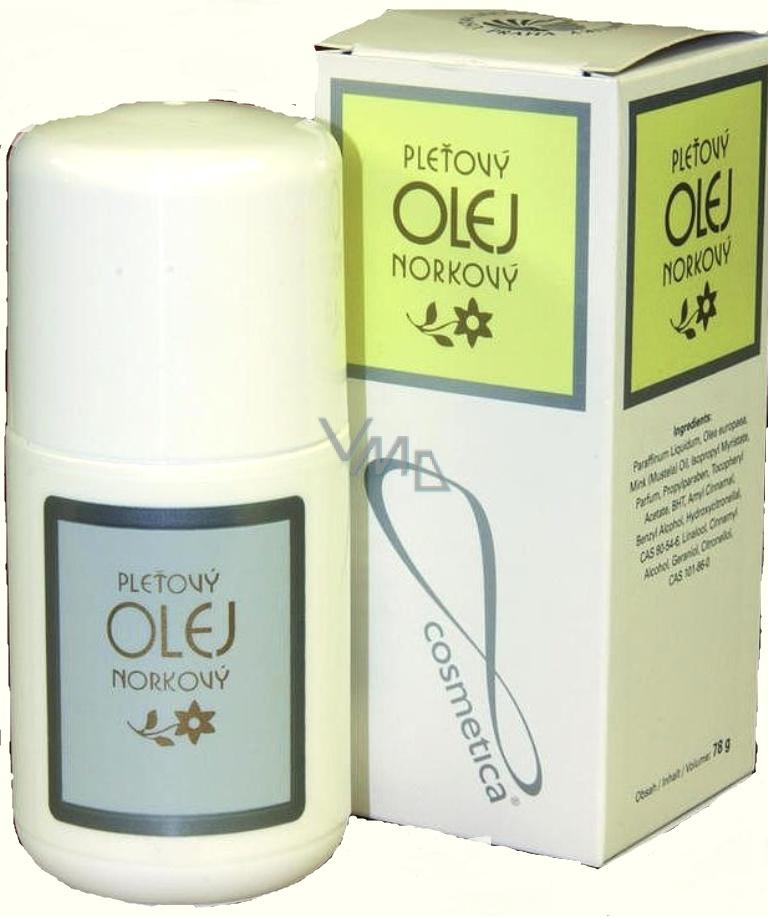 Ústav lékařské kosmetiky Norkový pleťový olej 78 g