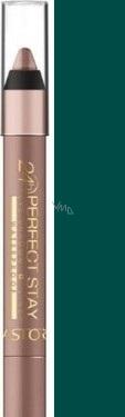 Astor 24H Perfect Stay Eye Shadow + Liner oční stíny 310 Ivy Green 4 g