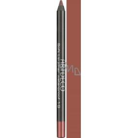Artdeco Soft Lip Liner Waterproof voděodolná konturovací tužka na rty 19 Venetian Red 1,2 g