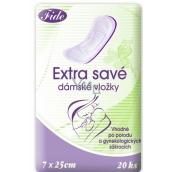 Fide Extra savé dámské vložky vhodné po porodu a gynekologických zákrocích 20 kusů