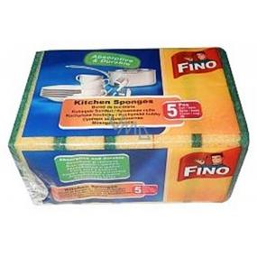 Fino Houbičky na nádobí 5 ks