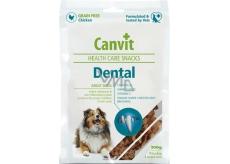 Canvit Health Care Snacks Dental Pamlsek pro psy k zajištění ústní péče 200 g