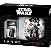 La Rive Star Wars First Order parfémovaný deodorant sklo 80 ml + sprchový gel 250 ml, kosmetická sada