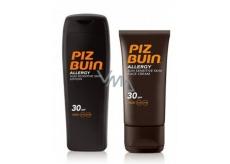 Piz Buin Allergy SPF30 mléko na opalování předchází vzniku sluneční alergie 200 ml + Allergy SPF30 Face Cream krém na opalování předchází vzniku sluneční alergie 50 ml