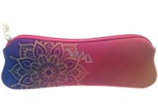Albi Original Neoprenový penál Mandala 20 x 6 cm