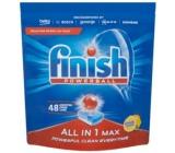 Finish All in 1 Max Lemon tablety do myčky 48 tablet