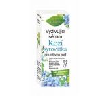 Bione Cosmetics Kozí syrovátka vyživující sérum pro obnovu hutnosti pleti pro citlivou pleť 40 ml