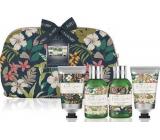 Baylis & Harding Královská zahrada šampon 100 ml + sprchový krém 100 ml + tělové mléko 50 ml + kondicionér 50 ml + omyvatelná kosmetická etue, kosmetická sada