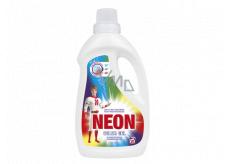 NEON Color fresh gel na praní barevného prádla 20 dávek 1 l
