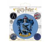Epee Merch Harry Potter - Havraspár Sada samolepek 5 kusů