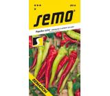 Semo Paprika roční zeleninová, pro rychlení i pro pole Semaroh 0,6 g