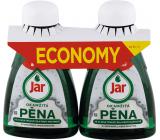 Jar Active Foam okamžitá pěna čisticí prostředek určený na ruční mytí nádobí náhradní náplň 2 x 375 ml, duopack