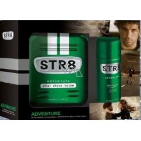 Str8 Adventure Voda Po Holeni 100 Ml Deodorant Sprej 150 Ml