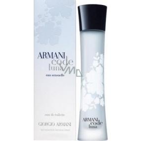 Giorgio Armani Code Luna toaletní voda pro ženy 50 ml