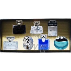 Bvlgari miniatury parfémů 7 kusů