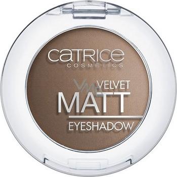 Catrice Velvet Matt Eyeshadow oční stíny 030 Jump Up And Brown 3,5 g