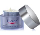 Eucerin Hyaluron-Filler intenzivní vyplňující noční krém proti vráskám 50 ml