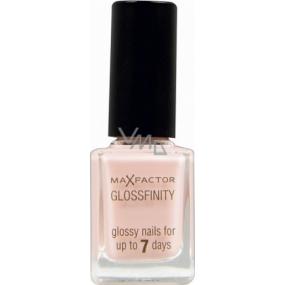 Max Factor Glossfinity lak na nehty 30 Sugar Pink 11 ml