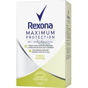 Rexona Maximum Protection Stress Control antiperspirant deodorant stick pro ženy 45 ml
