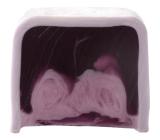 Bomb Cosmetics Fialový déšť - Purple Rain Přírodní glycerinové mýdlo 100 g