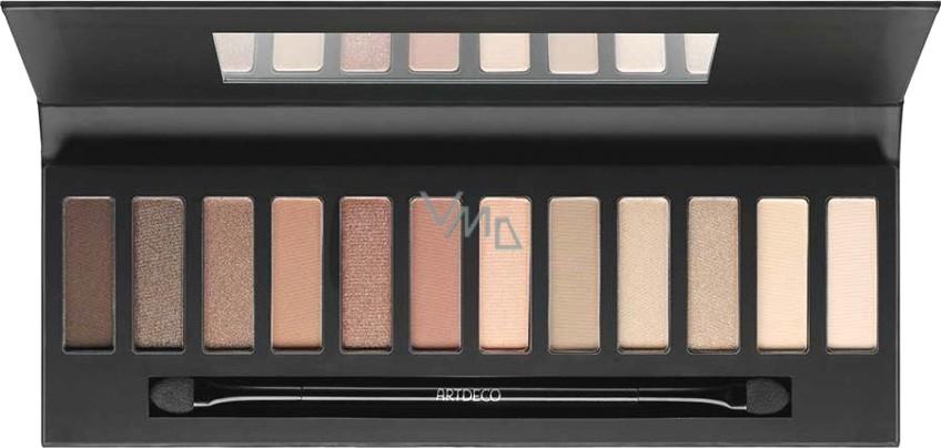 Artdeco Most Wanted Palette paleta očních stínů 7 Brown 1,2 g