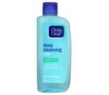 Clean & Clear Sensitive Skin čistící pleťová voda pro citlivou pleť 200 ml