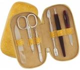 Dup Manikúra Ninja koženka 6 dílná Žlutá 4426/5452