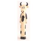 Canis Latex hračka pískací - Kráva pro psy středních plemen 29 cm