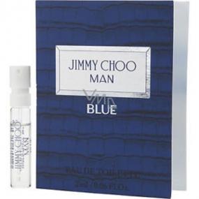 Jimmy Choo Man Blue toaletní voda 2 ml s rozprašovačem, vialka