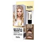 Delia Cosmetics Cameleo Hair & Root Korektor zakrývá kořeny a šedé vlasy Sunny Blonde 406 g