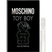 Moschino Toy Boy parfémovaná voda pro muže 1 ml s rozprašovačem, vialka