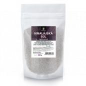 Allnature Himalájská sůl černá obsahuje vysoký obsah železa a dalších minerálních látek 500 g
