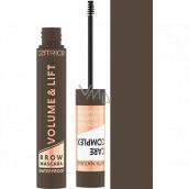 Catrice Volume & Lift Brow Mascara Waterproof řasenka na obočí 030 Medium Brown 5 ml