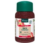 Kneipp Back Comfort sůl do koupele ulevuje od bolesti zad i za krkem 500 g
