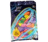 Vulkan Balónky nafukovací mix barev průměr 26 cm 100 kusů