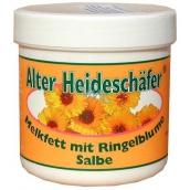 Alter Heideschafer Měsíčková mast protizánětlivá, změkčuje, hojí, vypíná jizvy, na opruzeniny 250 ml