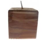 Lima Wellness Skořice aroma svíčka krychle 65 x 65 mm