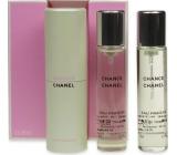 Chanel Chance Eau Fraiche toaletní voda komplet pro ženy 3 x 20 ml