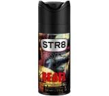 Str8 Rebel deodorant sprej pro muže 150 ml