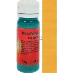 Artemiss Barva na textil 63 metalická pomerančová 12 g