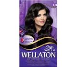 Wella Wellaton krémová barva na vlasy 2/0 Černá