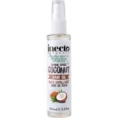 Inecto Naturals Coconut vlasový olej s čistým kokosovým olejem 100 ml