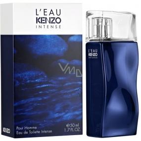 Kenzo L Eau Kenzo Intense pour Homme toaletní voda 50 ml
