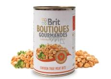 Brit Boutiques Gourmandes Kuřecí maso v zeleninové omáčce 400 g