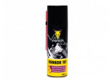 Coyote Konkor 101 Multifunkční mazací a konzervační olej sprej 400 ml
