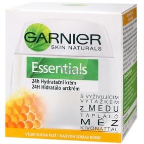Garnier Skin Naturals Essentials 24h Hydratační krém s výtažkem z medu 50 ml