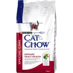 Purina Cat Chow Special Care Urinary kompletní krmivo snižující pH moči 1,5 kg